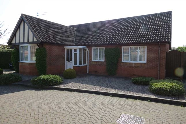 Thumbnail Detached bungalow to rent in Nursery Court, Sleaford