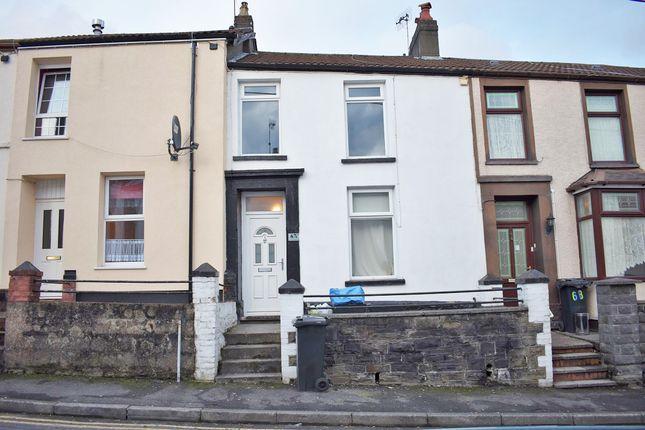 Thumbnail Terraced house for sale in Lower Thomas Street, Merthyr Tydfil