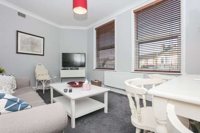 Thumbnail Flat to rent in Crofton Park Road, London
