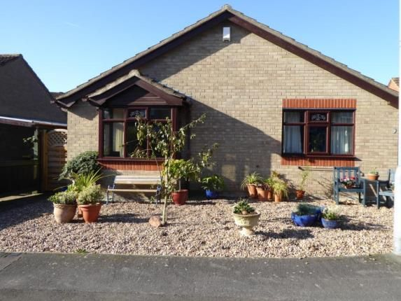 Thumbnail Bungalow for sale in Martin Close, Louth, Lincolnshire