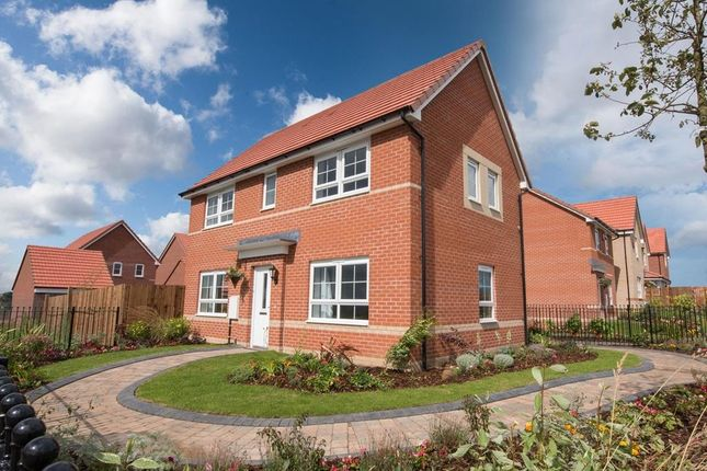"Thumbnail End terrace house for sale in ""Ennerdale"" at Carrs Lane, Cudworth, Barnsley"