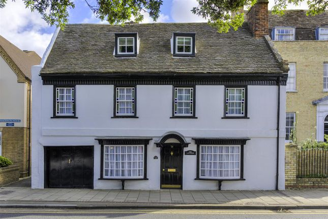 Thumbnail Detached house for sale in Ermine Street, Huntingdon