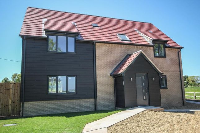 Thumbnail Detached house for sale in Lower Road, Wicken, Ely