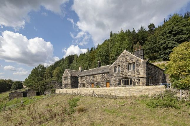 Thumbnail Detached house for sale in Carr House Farm, Carr House Fold, Todmorden