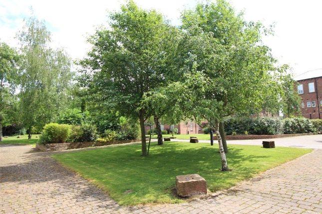 Communal Gardens of Higginson Mill, Denton Mill Close, Denton Holme CA2