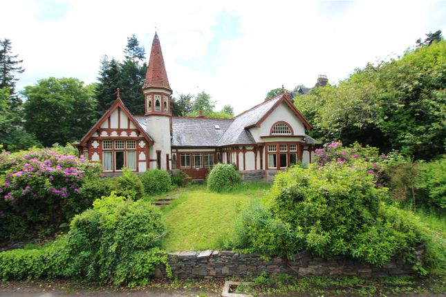 Thumbnail Detached house for sale in Strathpeffer, Inverness, Highland