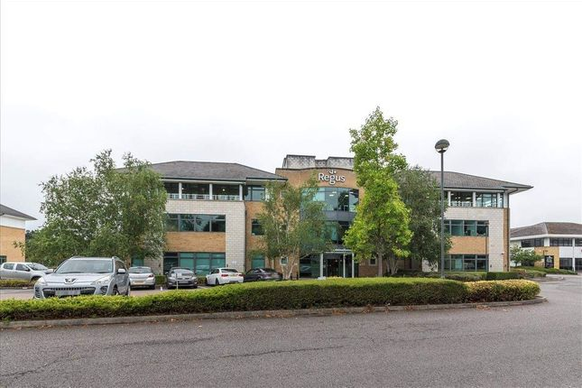 Office to let in Lyon Way, Frimley, Camberley