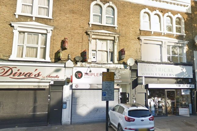 Thumbnail Commercial property for sale in Barking Road, London