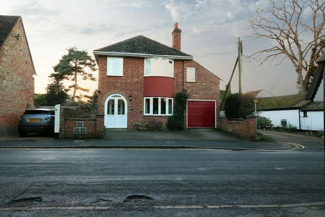 Thumbnail Detached house for sale in Hilary Lodge, High Street, Brampton, Huntingdon