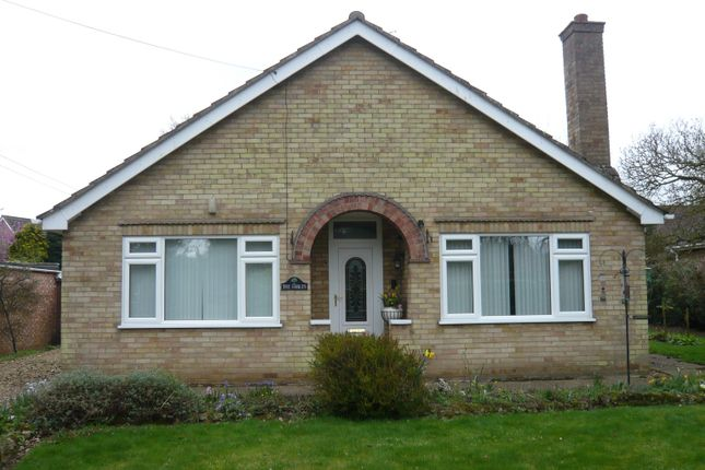 Thumbnail Bungalow to rent in Orchard Close, Downham Market