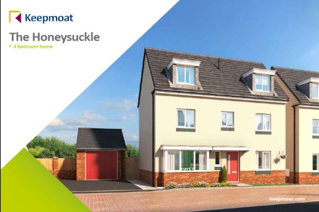 Thumbnail Detached house for sale in Little Eaves Lane, Stoke-On-Trent