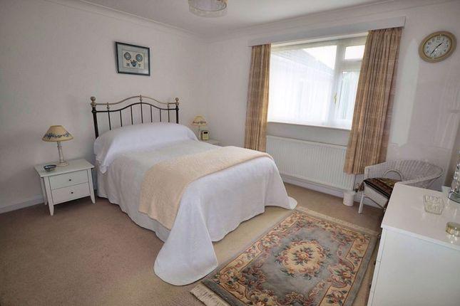 Bedroom of The Glade, Crapstone, Yelverton PL20