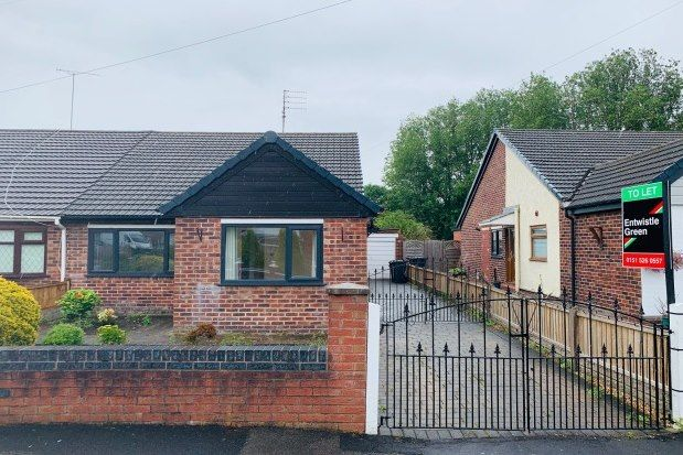 Thumbnail Semi-detached bungalow to rent in Maghull, Liverpool