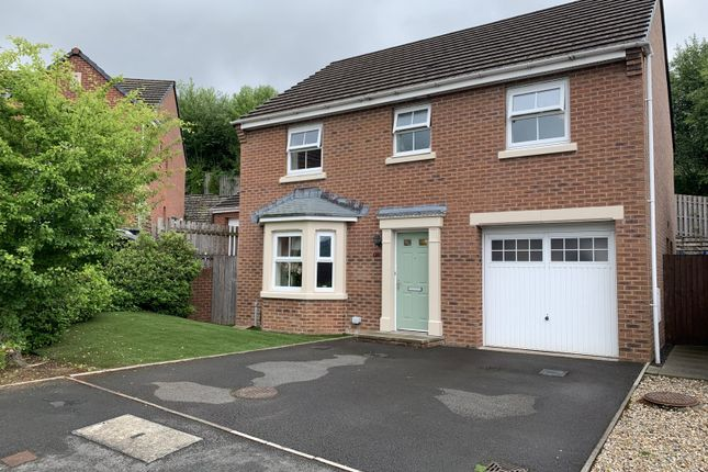 Thumbnail Detached house for sale in Glas Y Gors, Aberdare, Rhondda Cynon Taff