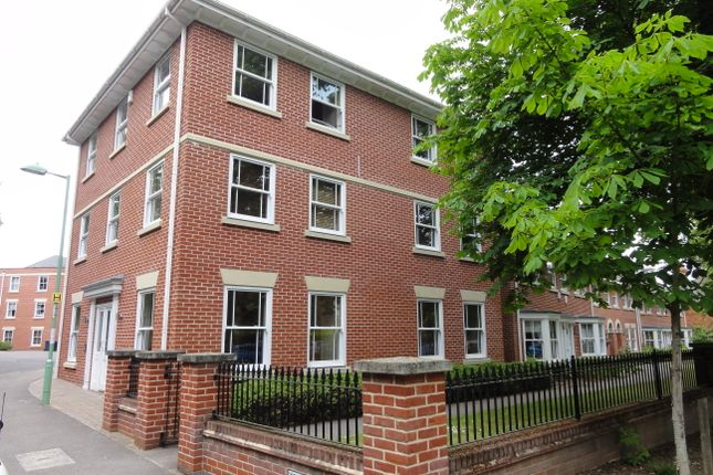 Thumbnail Flat to rent in Stephensons Place, Bury St. Edmunds