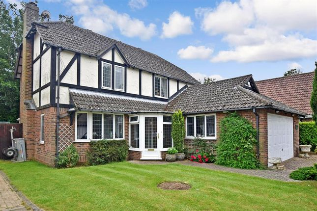 Thumbnail Detached house for sale in Cowdray Drive, Rustington, West Sussex