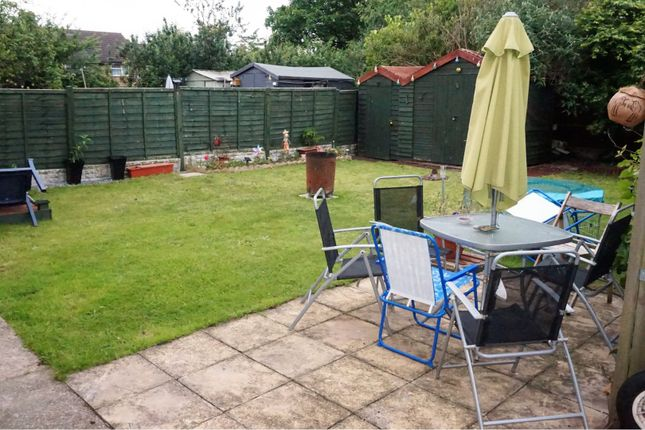 Rear Garden of Wyndham Gardens, Wrexham LL13