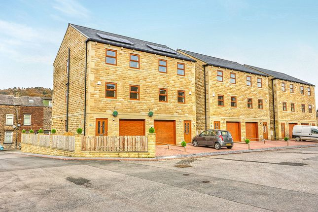 Thumbnail Semi-detached house for sale in Mill Bank Close, Derdale Street, Todmorden