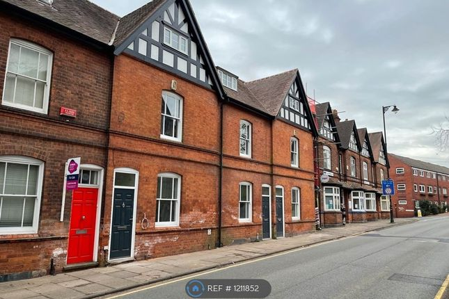 1 bed flat to rent in Coleshill Street, Sutton Coldfield B72