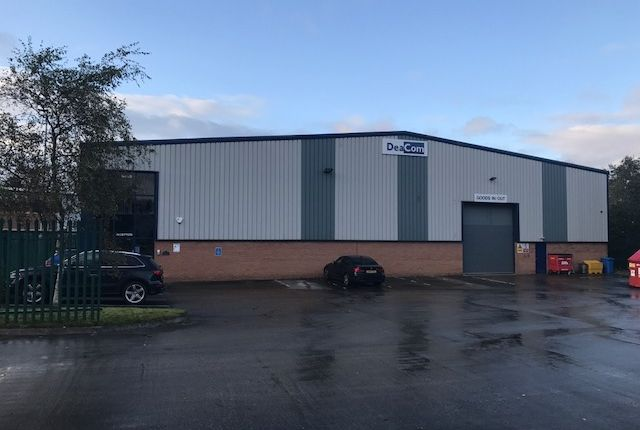 Thumbnail Commercial property for sale in Unit 5 Thwaites Close, Shadsworth Business Park, Blackburn