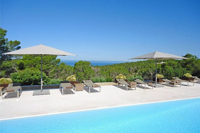 Thumbnail Villa for sale in Villa With Sea And Sunset Views, San Antonio, Ibiza, Balearic Islands, Spain