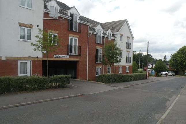 Thumbnail Flat to rent in Cavendish Place, Aldykes, Hatfield