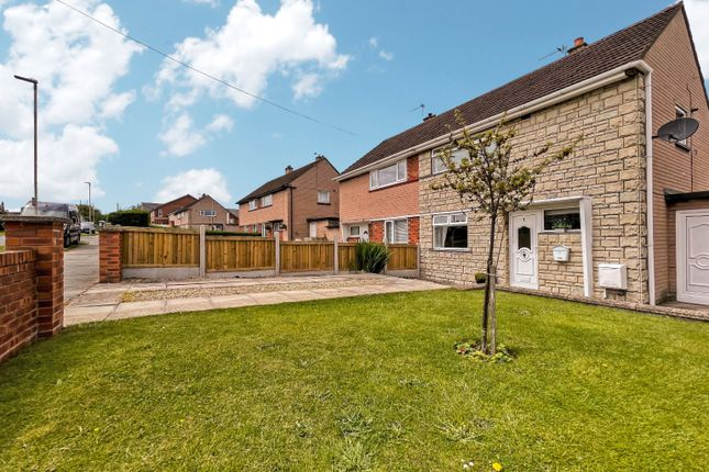 2 bed semi-detached house for sale in Pennine Way, Carlisle CA1