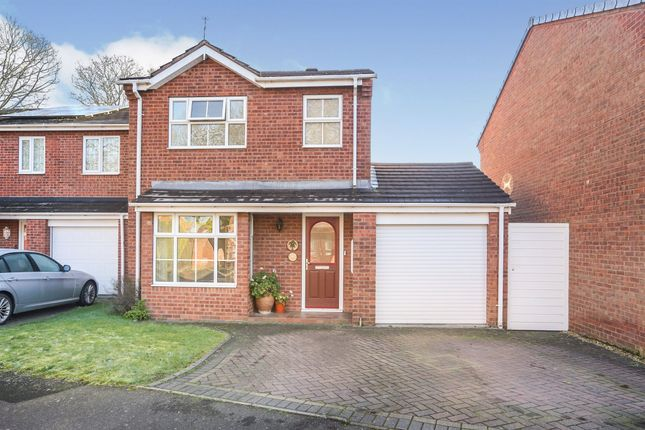Thumbnail Detached house for sale in Tall Trees Close, Short Heath, Willenhall