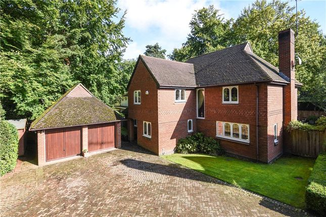 Thumbnail Detached house for sale in Lower Wokingham Road, Crowthorne, Berkshire