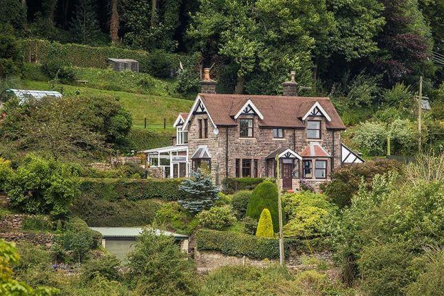 Thumbnail Detached house for sale in Dunwood Lane, Rudyard, Leek