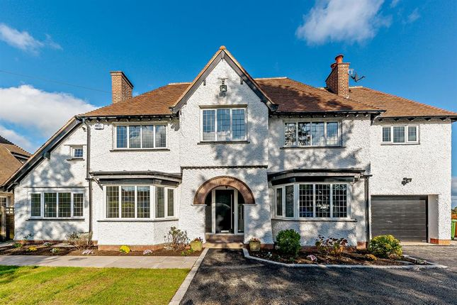 Thumbnail Detached house for sale in Kenilworth Road, Knowle, Solihull