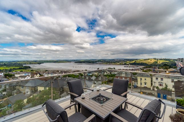 3 bed flat for sale in Fore Street, Saltash PL12