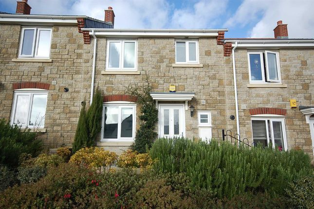 Thumbnail Terraced house to rent in Pasmore Road, Helston
