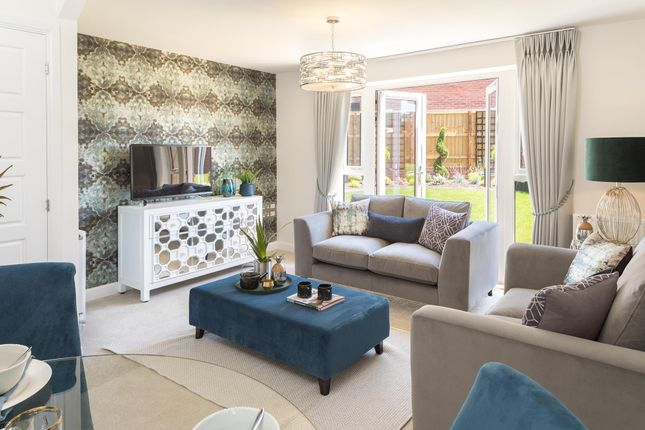 """Thumbnail Semi-detached house for sale in """"Norbury"""" at Square Leaze, Patchway, Bristol"""