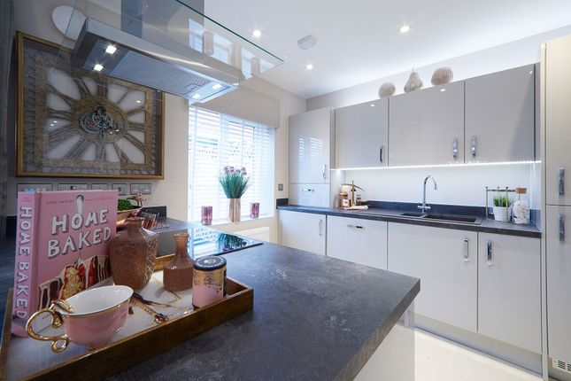 """Thumbnail Detached house for sale in """"The Chisbury"""" at Walford Close, Wimborne"""