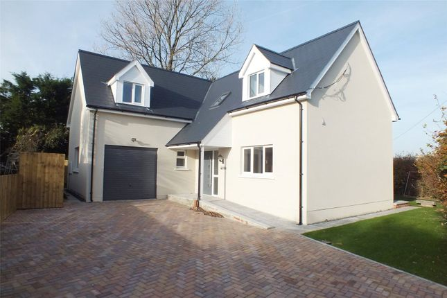 Thumbnail Detached house for sale in Sandalwood, Wooden, Saundersfoot, Pembrokeshire