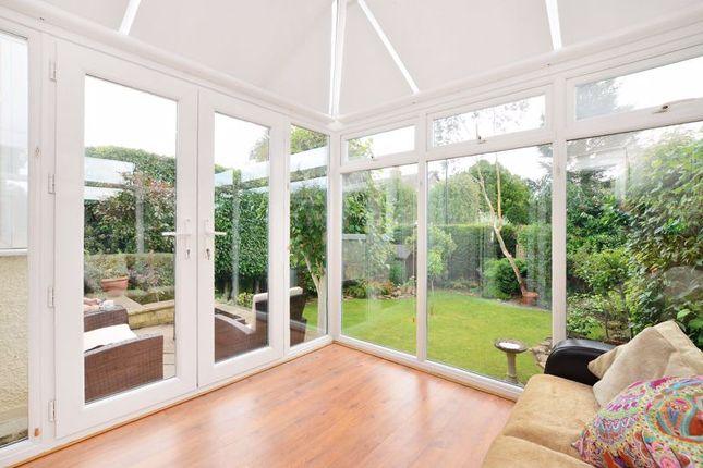 Conservatory of The Meadway, Dore, Sheffield S17
