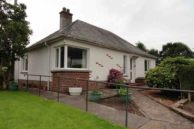 Thumbnail Detached bungalow for sale in Torthorwald, Dumfries