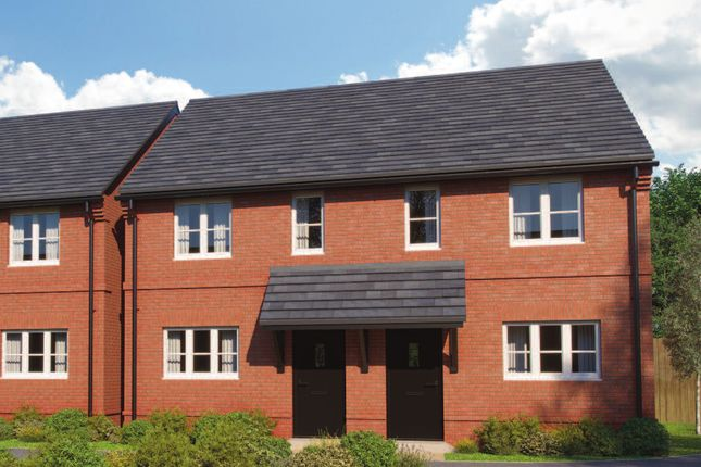 Thumbnail Semi-detached house for sale in Plot 23 High Street, Drayton, Oxfordshire