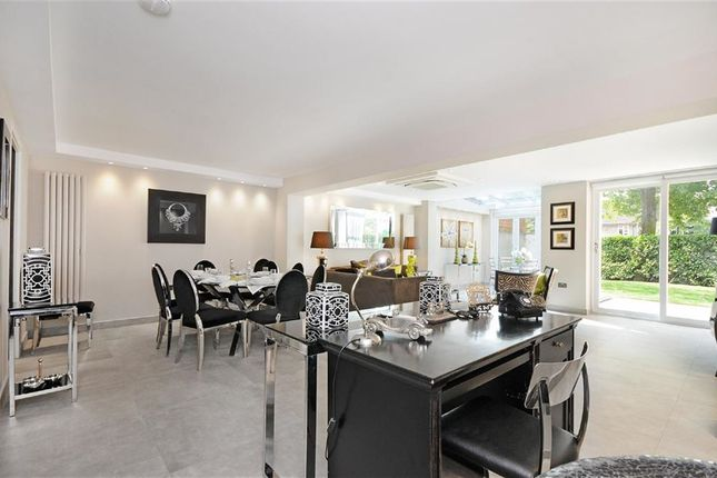 Thumbnail Property to rent in St Johns Wood Park, Sy Johns Wood, London