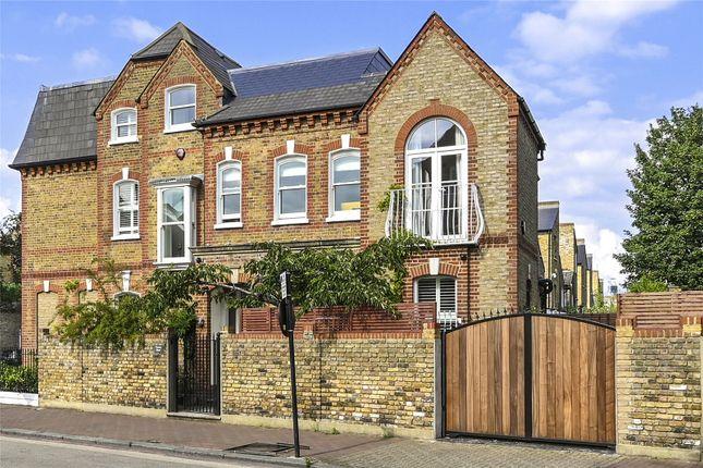 Thumbnail End terrace house for sale in Brynmaer Road, Battersea, London