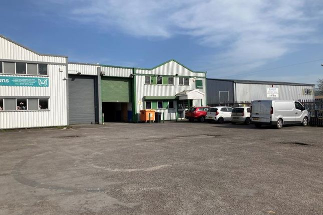 Industrial to let in Unit 5, Unit 5, Chandos Trading Estate, Chapel St, St Philips, Bristol