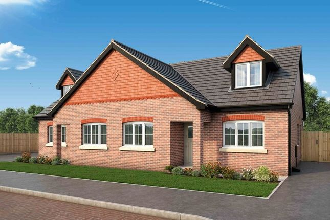 Thumbnail Semi-detached bungalow for sale in Plot 7, The Howgill, Walton Gardens, Liverpool Road, Hutton