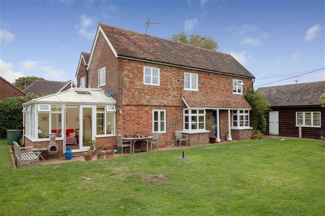 Thumbnail Detached house for sale in Kingsford Street, Ashford, Kent