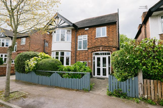 Thumbnail Detached house for sale in St. Helens Road, West Bridgford, Nottingham