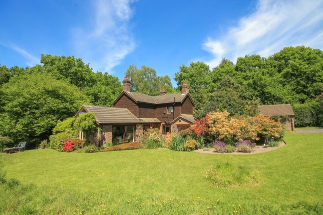 Thumbnail Detached house for sale in Medway View, Forest Row
