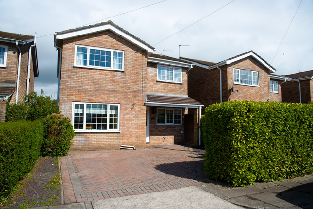 Thumbnail Detached house for sale in Waunlon, Porthcawl