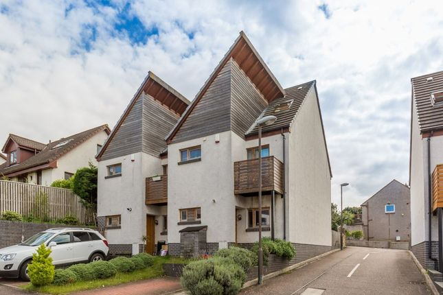 Thumbnail Property for sale in 6A, Fox Covert Avenue, Edinburgh