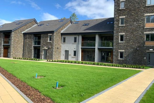 Thumbnail Flat for sale in Ironworks, North Building, Backbarrow, Cumbria