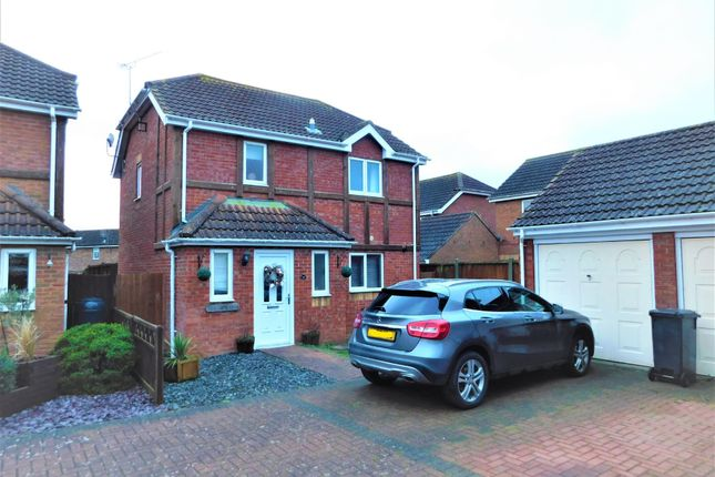 Detached house for sale in The Becketts, Stowmarket